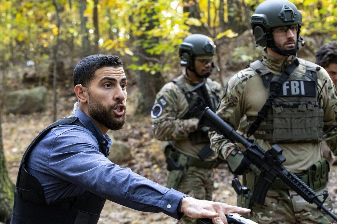 Omar Adom Zidan (Zeeko Zaki) - Bildquelle: David Giesbrecht 2018 CBS Broadcasting, Inc. All Rights Reserved/David Giesbrecht