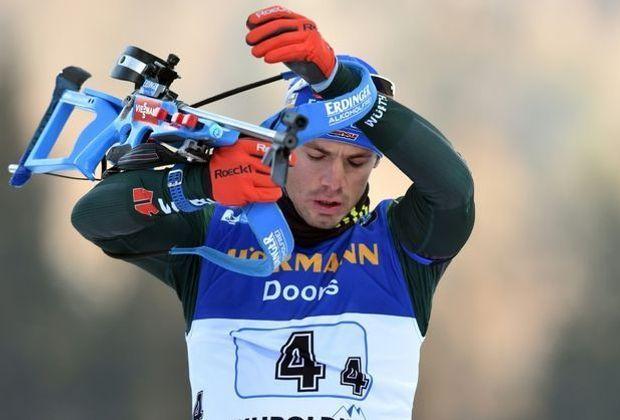 Bester Deutscher auf Position sechs: Simon Schempp