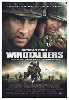 Windtalkers - WINDTALKERS - Plakatmotiv - Bildquelle: 2002 METRO-GOLDWYN-MAYE...
