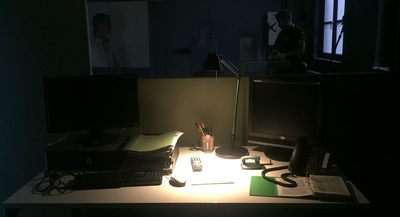 Beobachtungsraum