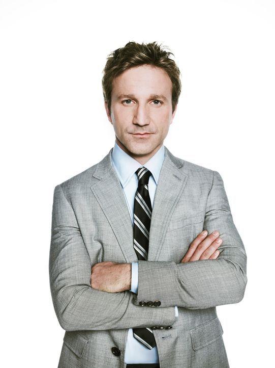 (1. Staffel) - Jared Franklin (Breckin Meyer) ist ein schlagfertiger Anwalt, den sich jeder Kriminelle als Verteidiger wünscht. Er ist ein Entertain... - Bildquelle: 2011 Sony Pictures Television Inc. All Rights Reserved.