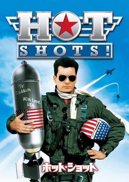 """""""HOT SHOTS! DIE MUTTER ALLER FILME"""" - Plakatmotiv - Bildquelle: The 20th Century Fox Film Corporation"""