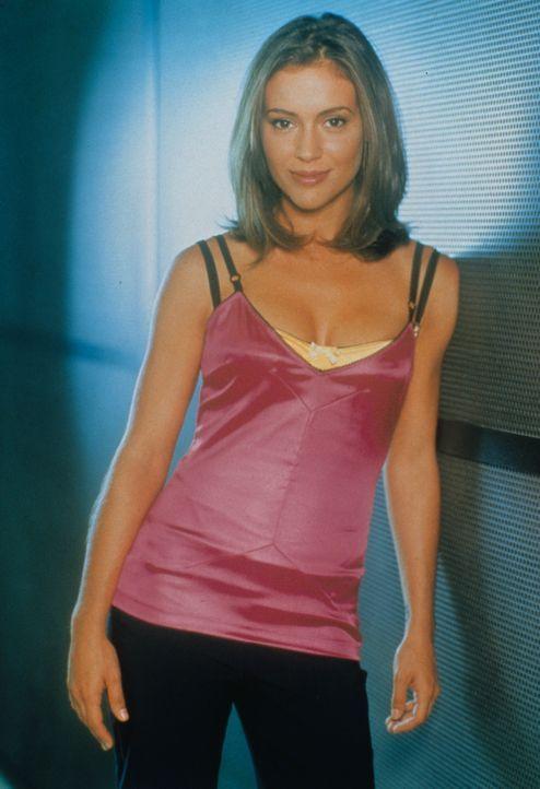 (2. Staffel) - Phoebe (Alyssa Milano) ist unschlagbar ... - Bildquelle: Paramount Pictures