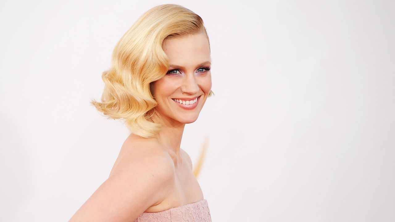 Emmy-Awards-January-Jones-13-09-22-AFP - Bildquelle: AFP ImageForum