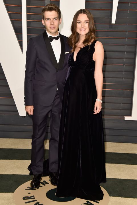 Keira Knightley James Righton - Bildquelle: AFP