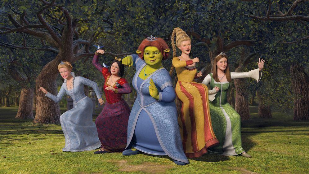Shrek der Dritte - Bildquelle: TM &   2007 Dreamworks Animation LLC