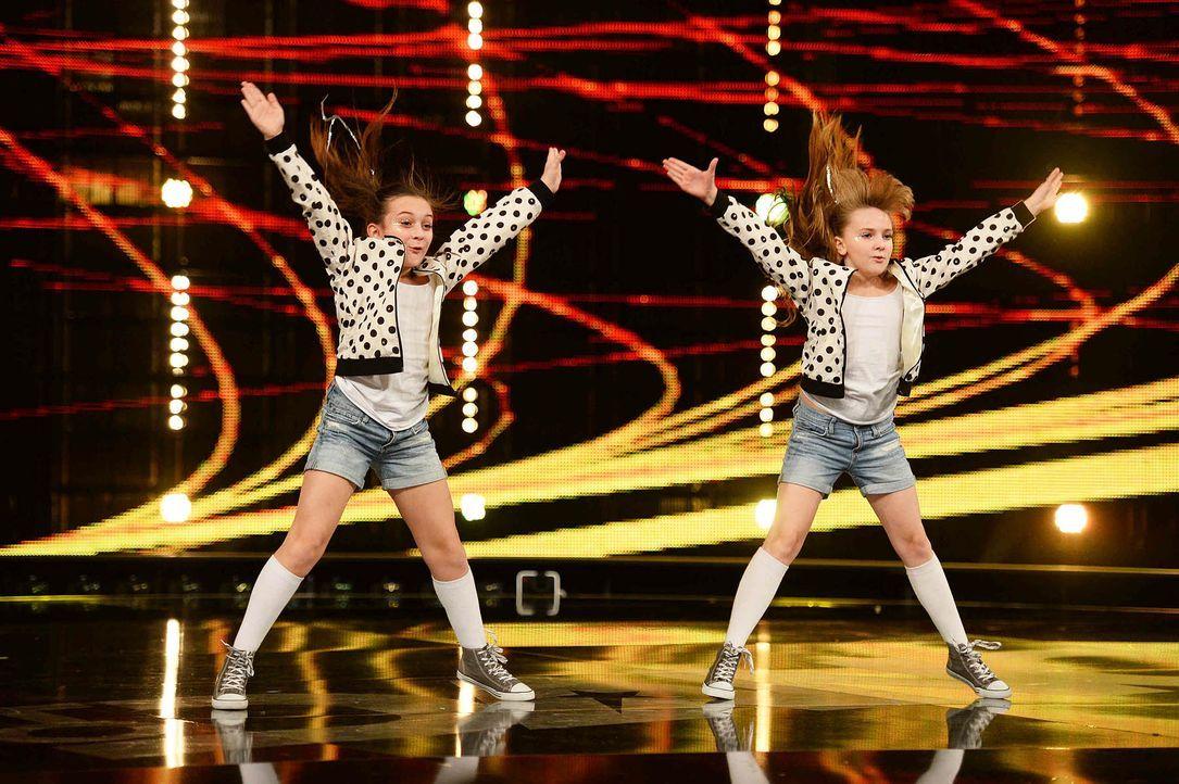 Got-To-Dance-Delia-Viktoria-09-SAT1-ProSieben-Willi-Weber - Bildquelle: SAT.1/ProSieben/Willi Weber