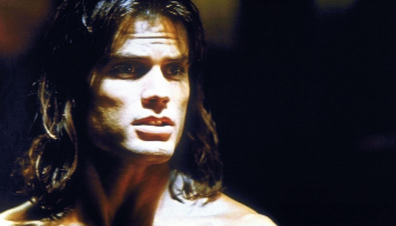 Schlechte Nachrichten aus dem afrikanischen Dschungel veranlassen Lord Greystoke alias Tarzan (Caspar Van Dien) zurückzukehren. Söldner sind auf d... - Bildquelle: VCL Communications