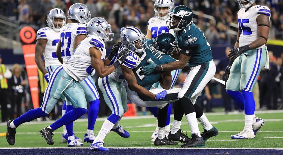 Gewinner: Philadelphia Eagles - Bildquelle: 2017 Getty Images