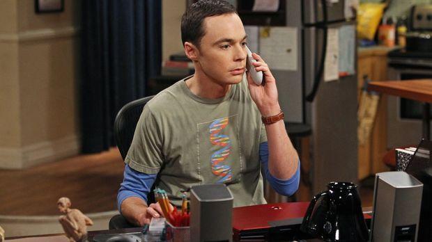 Erlebt eine ganz besondere Zeit mit Penny: Sheldon (Jim Parsons) ... © Warner...