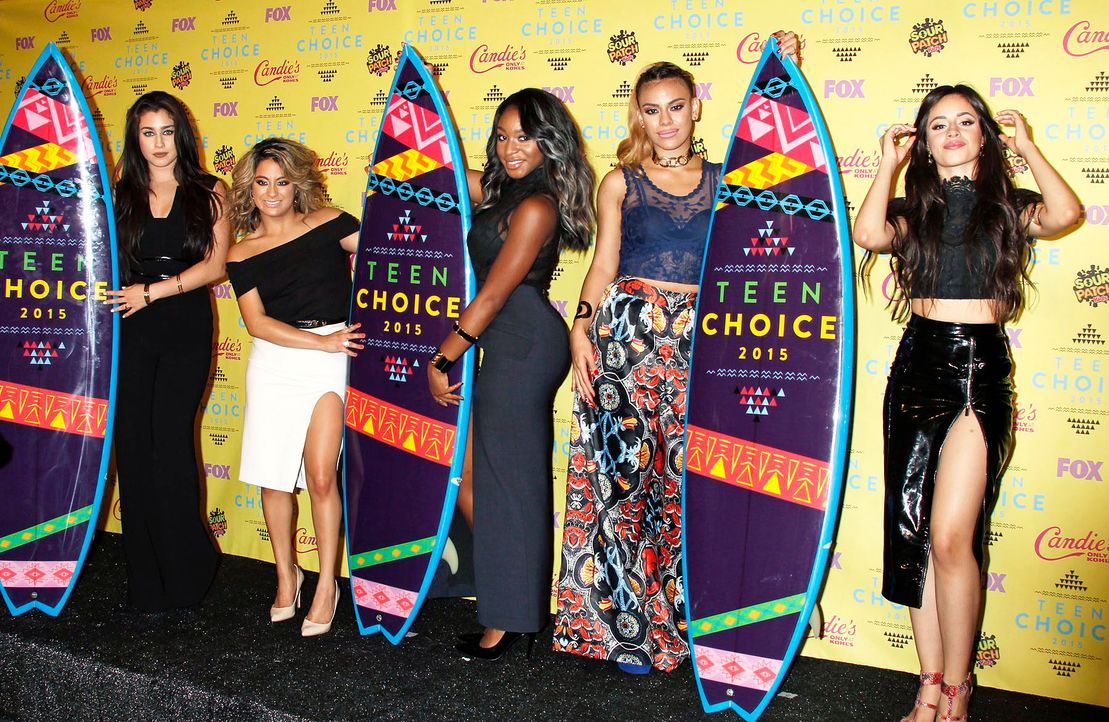 Fashion-Choice-Female-Hottie-Fifth-Harmony-15-08-16-dpa - Bildquelle: dpa