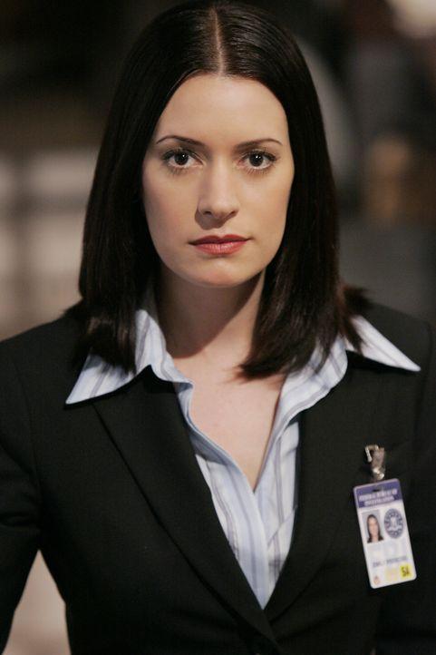 (2. Staffel) - Neu im Team: Emily Prentiss (Paget Brewster) ... - Bildquelle: Touchstone Television