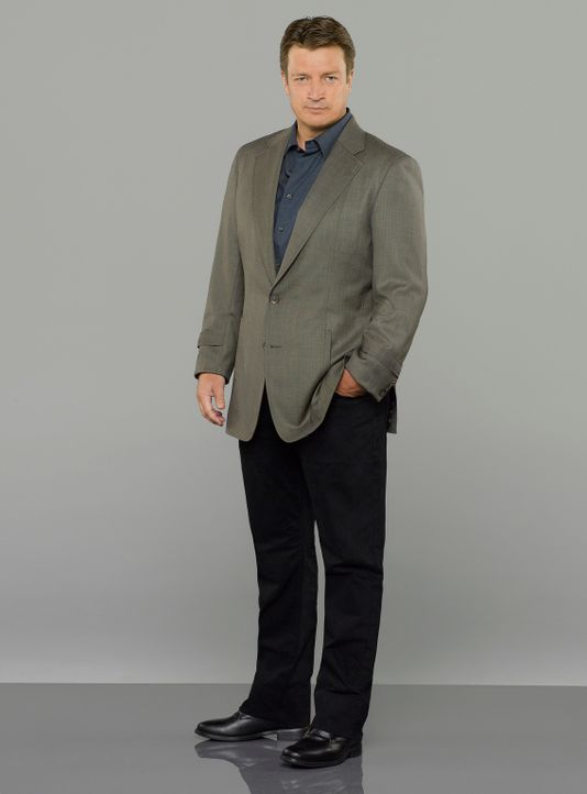 Richard Castle - 2 - Bildquelle: ABC Studios