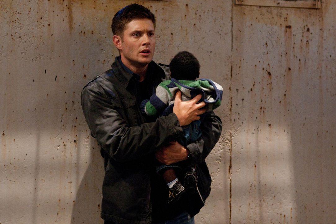 Wird Dean (Jensen Ackles) es schaffen, das ganz besondere Baby zu beschützen? - Bildquelle: Warner Bros. Television