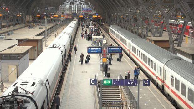 Wimmelwissen Bahnhof