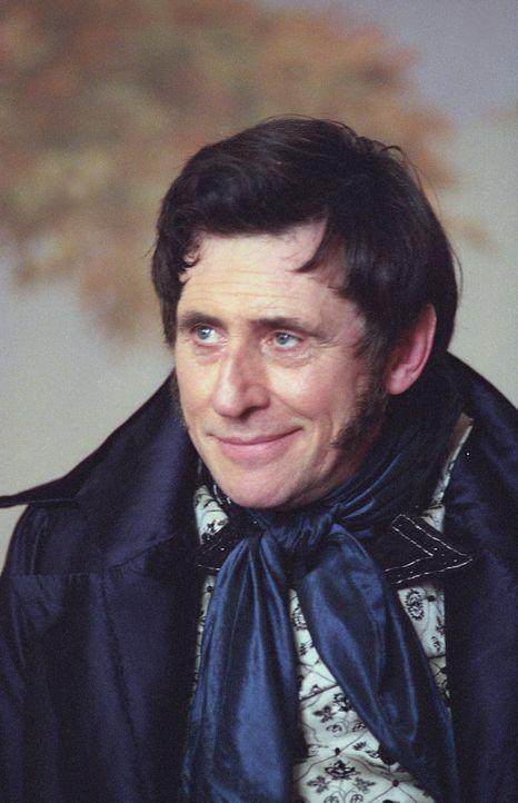 Becky Sharp wickelt die Männer reihenweise um den Finger und findet schließlich im Marquis von Steyne (Gabriel Byrne) einen mächtigen Gönner. Er... - Bildquelle: Granada Film Productions