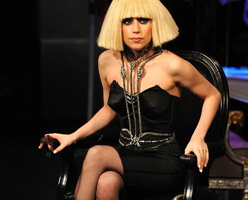 Galerie: Lady GaGa - Bildquelle: getty - AFP