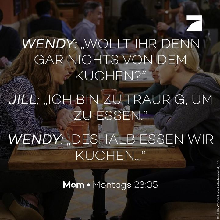 Wendy und Jill - Staffel 3 Episode 14 - Bildquelle: 2016 Warner Bros. Entertainment, Inc.
