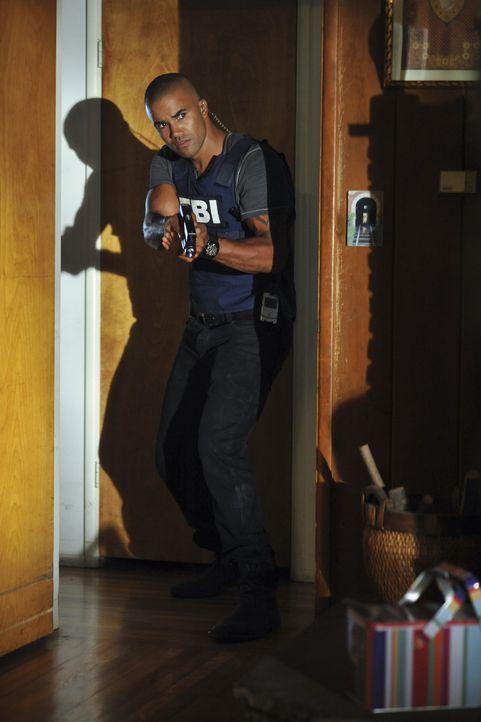 Für Derek (Shemar Moore) und seine Kollegen beginnt ein Wettlauf mit der Zeit, um zu verhindern, dass erneut eine Frau ermordet wird ... - Bildquelle: Touchstone Television