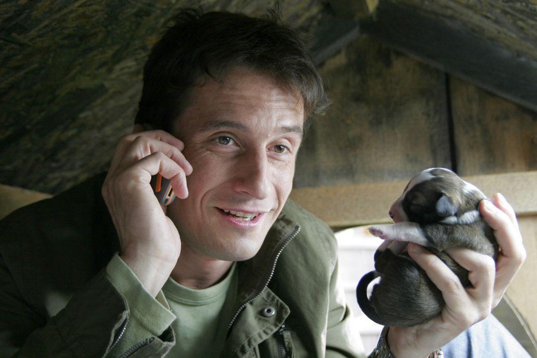 Um sich seinen lang gehegten Wunsch eines eigenen Hundesalons zu erfüllen, nimmt Thomas (Oliver Mommsen) einen Kredit auf das Haus seiner Eltern au... - Bildquelle: Erika Hauri ProSieben