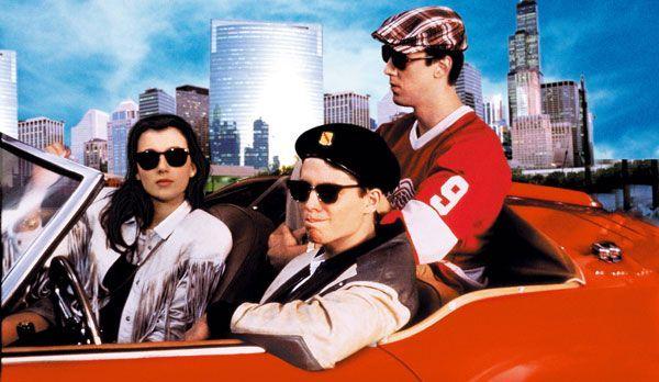 Ferris macht blau - Bildquelle: Paramount Pictures
