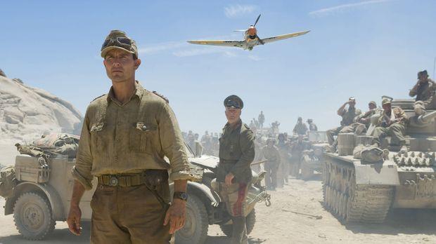 1943: Der Offizier Claus Schenk Graf von Stauffenberg (Tom Cruise) ist in Tun...
