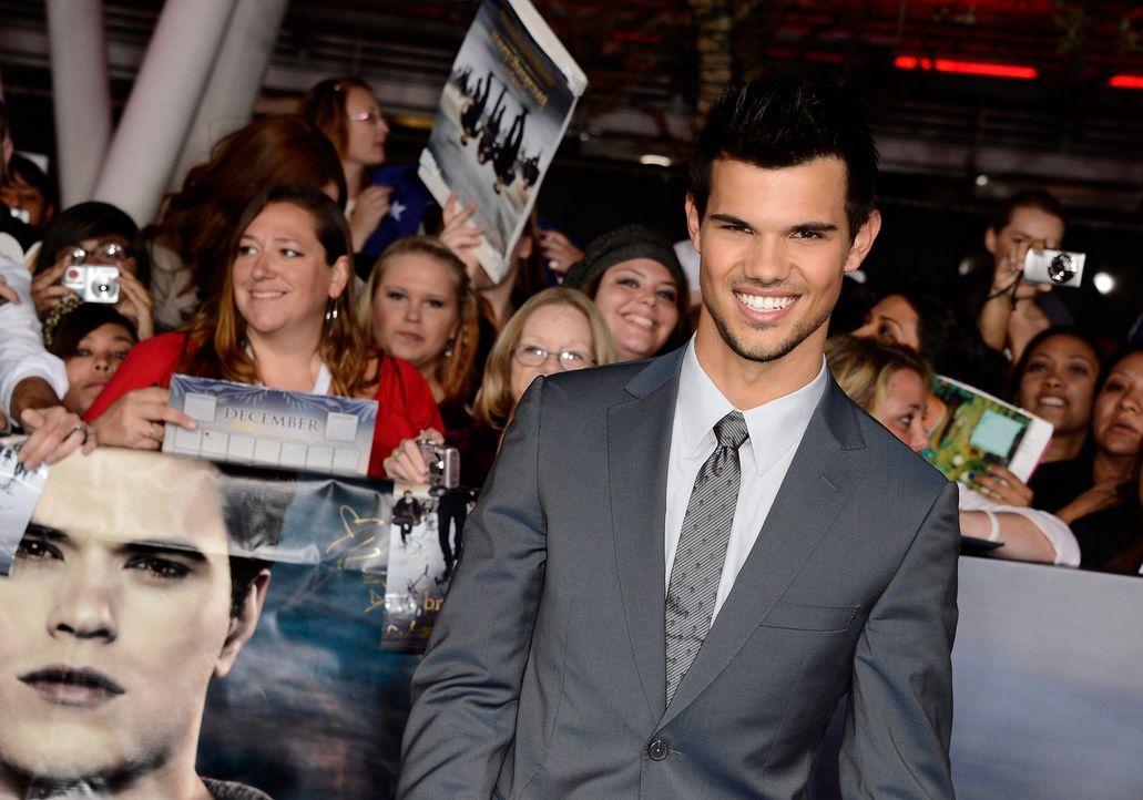 Taylor Lautner - Bildquelle: EPA/PAUL BUCK +++(c) dpa - Bildfunk+++ Verwendung nur in Deutschland