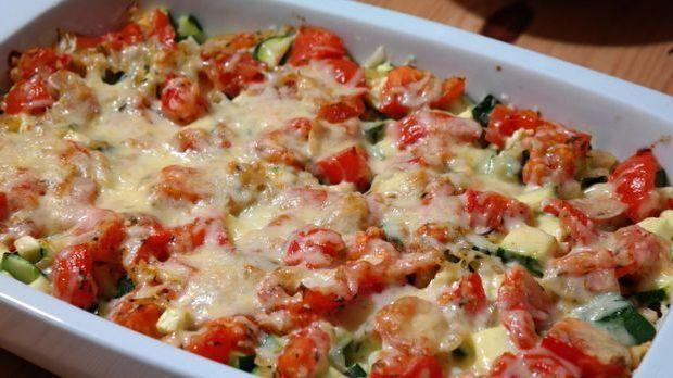 tomatenauflauf speciale - sat.1 ratgeber - Mediterrane Küche Ratgeber