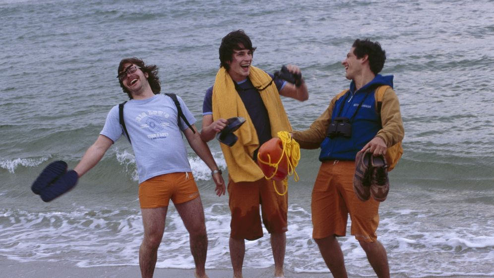 Beach Boys - Rette sich wer kann - Bildquelle: ProSieben