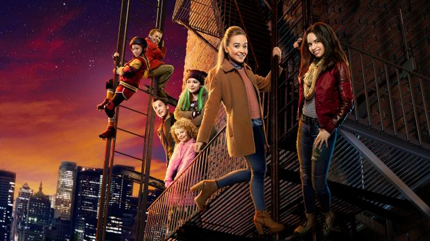 ADVENTURES IN BABYSITTING - Artwork © 2015 Disney Enterprises, Inc. All Right...