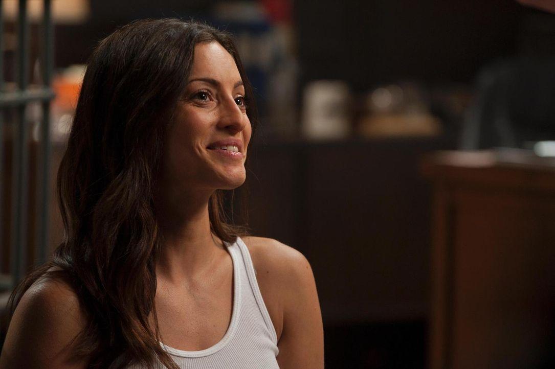 Jo (Erica Cerra) will Zane auf keinen Fall noch einmal verlieren und hat sich etwas ganz besonderes ausgedacht ... - Bildquelle: Universal Television