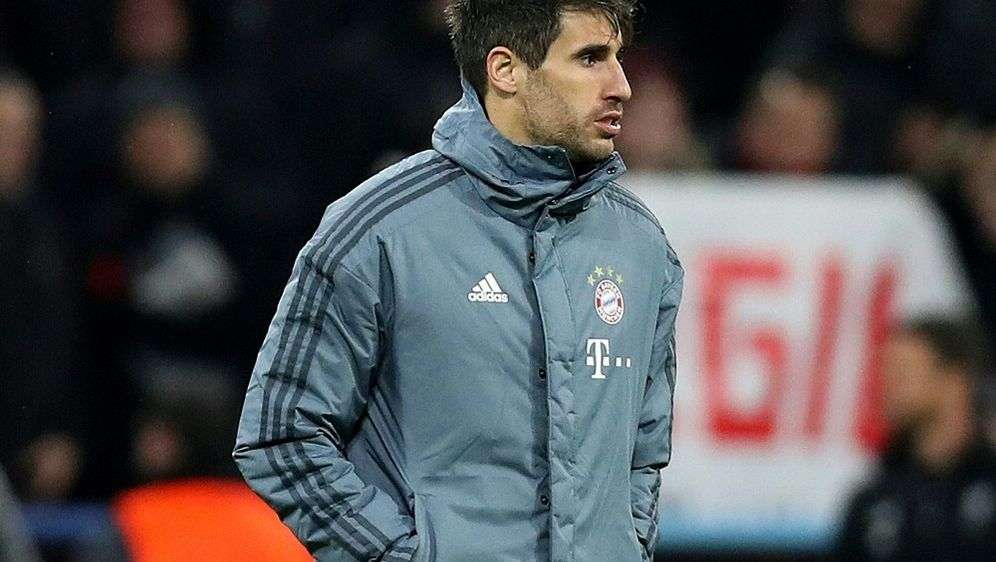 Schädelprellung: Javi Martinez fehlt Bayern gegen Mainz - Bildquelle: FIROFIROSID