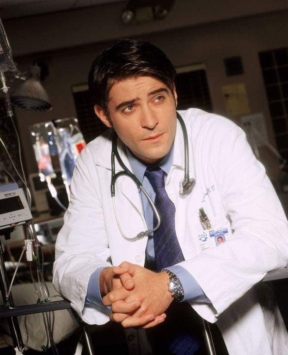 (8. Staffel) - Wegen seiner Kompetenz und sympathischen Art, ist Dr. Luka Kovac (Goran Visnjic) bei seinen Kollegen und Patienten sehr beliebt ... - Bildquelle: WARNER BROS