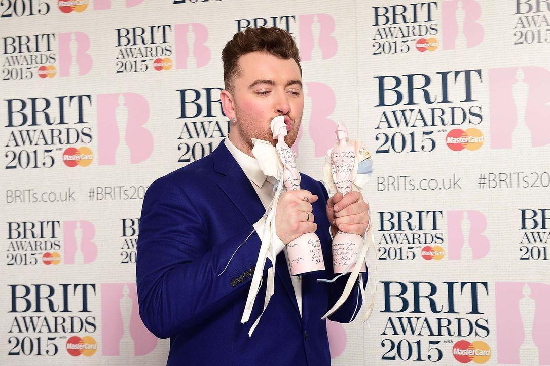 BRIT-Awards-Sam-Smith-15-02-25-2-AFP - Bildquelle: AFP