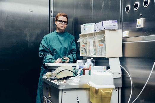 Zwei Leben. Eine Hoffnung. - Als Transplantationschirurgin kämpft Dr. Hellweg...