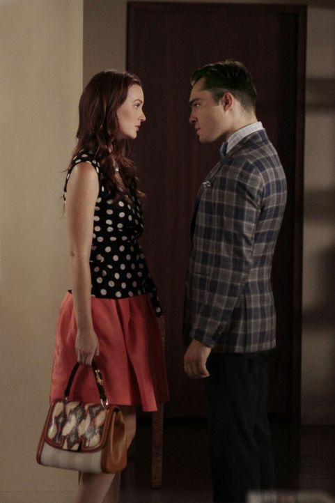 Blair und Chuck in Staffel 6 Gossip Girl - Bildquelle: Warner Bros. Television