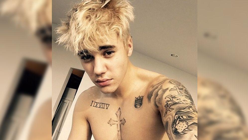 Justin Bieber Nach Selena Gomez Plötzlich Zur Blondine Geworden