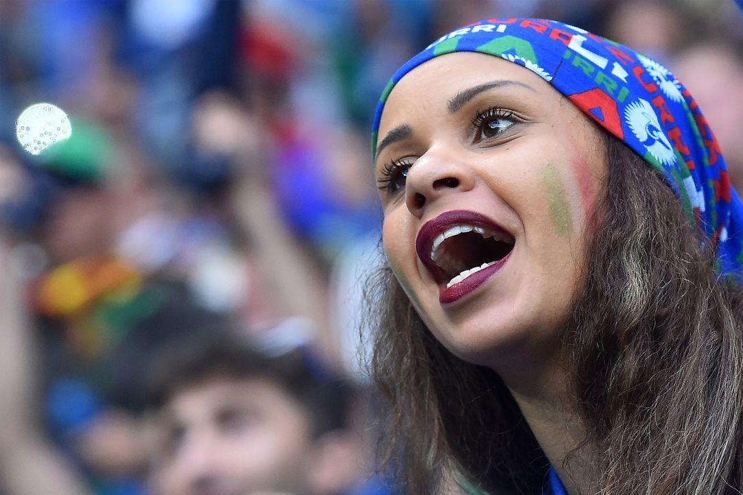Italian Beauty_VINCENZO PINTO_AFP - Bildquelle: AFP / VINCENZO PINTO