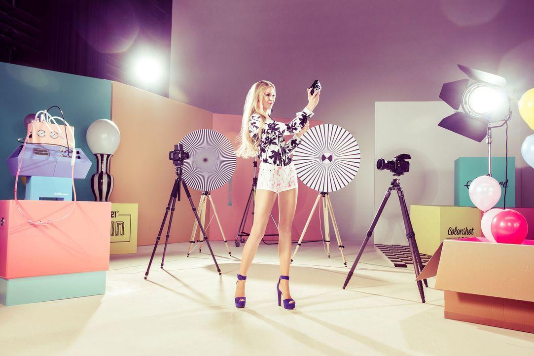 GNTM-Stf10-online-shooting-Melanie-01-Martin-Bauendahl - Bildquelle: Martin Bauendahl