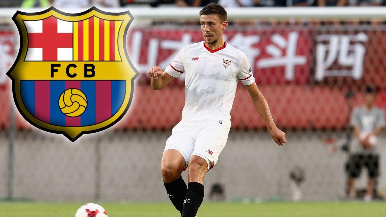 Clement Lenglet (Zugang FC Barcelona) - Bildquelle: 2017 Getty Images