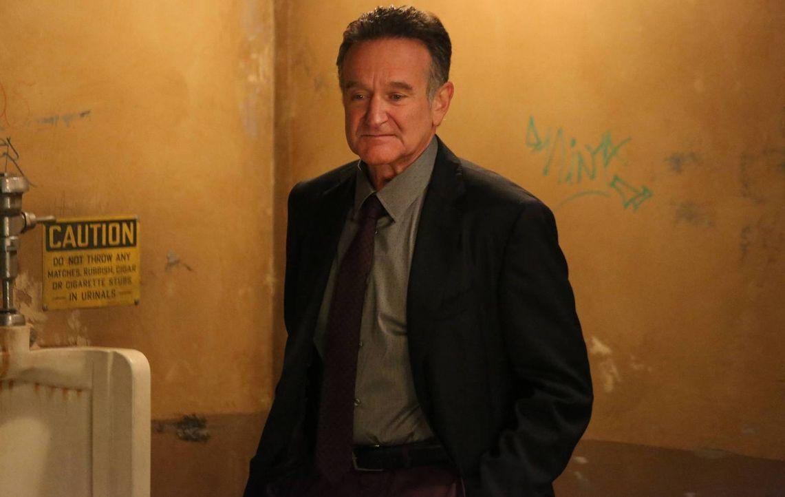 Simon (Robin Williams) muss für einen Kunden einen Werbespot für das Reiseziel Australien entwerfen. Ein Auftrag, mit dem er überhaupt nicht klarkom... - Bildquelle: 2013 Twentieth Century Fox Film Corporation. All rights reserved.