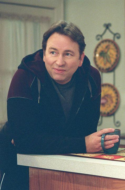 Paul (John Ritter) ist froh, seine Töchter wieder glücklich zu sehen und fügt sich in sein unabwendbares Schicksal, seine Töchter ihre eigenen W... - Bildquelle: ABC, Inc.