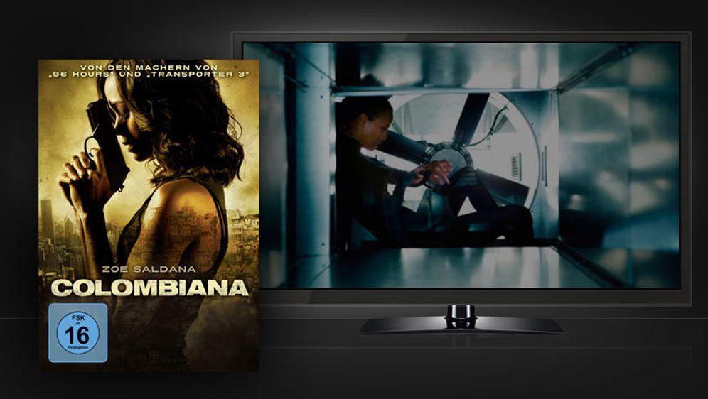 Colombiana (DVD) - Bildquelle: Universum Film