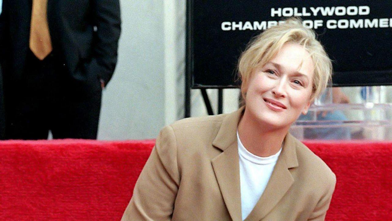 Meryl Streep - Bildquelle: AFP