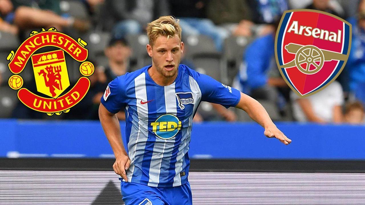 Arne Maier (Hertha BSC) - Bildquelle: imago