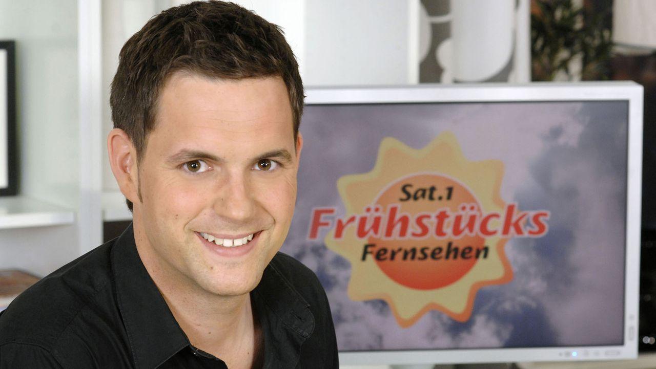 fruehstuecksfernsehen-matthias-killing-allgemein-005 - Bildquelle: SAT.1/Claudius Pflug