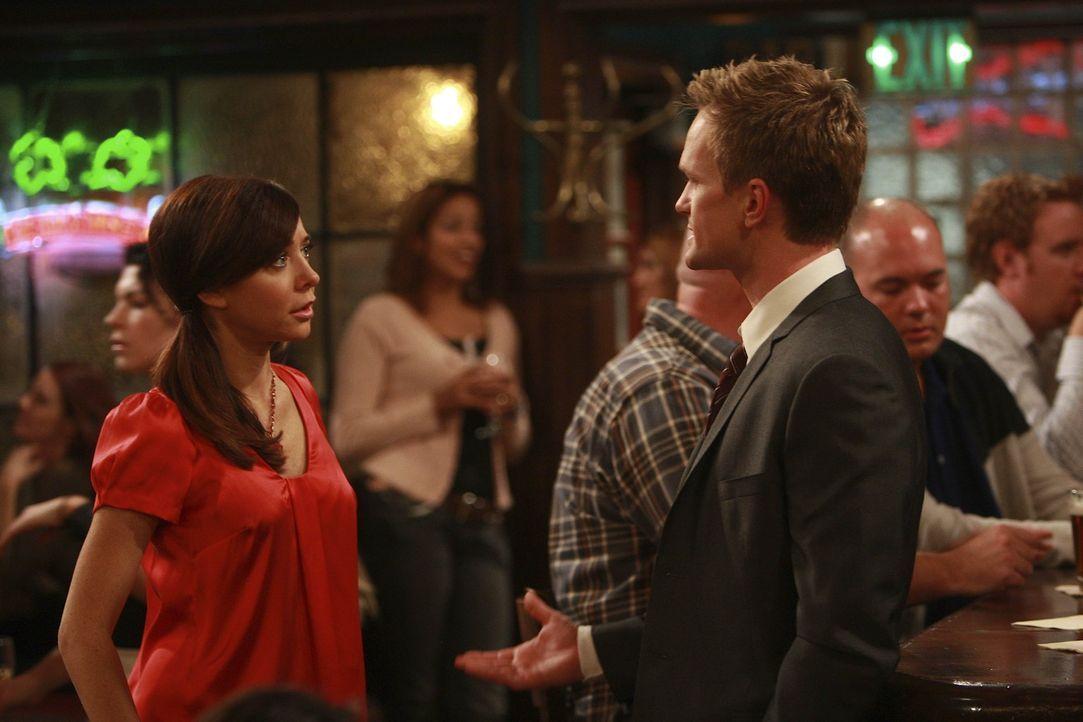 Wird ihr Plan aufgehen? Barney (Neil Patrick Harris, r.) und Lily (Alyson Hannigan, l.) - Bildquelle: 20th Century Fox International Television