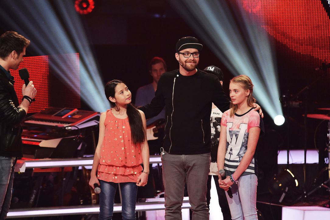 The-Voice-Kids-Stf03-Epi06-Auftritte-04-Alina-Joana-SAT1-Andre-Kowalski - Bildquelle: SAT.1/ Andre Kowalski