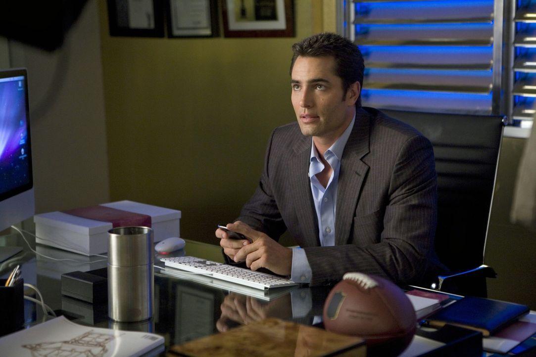 Wird Ella seinen neuen Auftrag annehmen? Caleb (Victor Webster) - Bildquelle: 2009 The CW Network, LLC. All rights reserved.