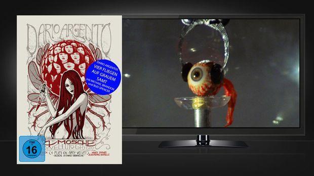 Vier Fliegen auf grauem Samt (Blu-ray Disc) © Koch Media
